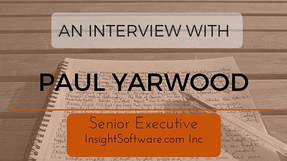 Introducing 'An Interview With' series