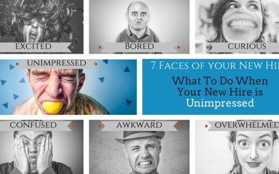 What To Do When Your New Hire Is Unimpressed?