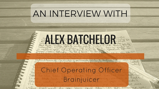An Interview With Alex Batchelor from Brainjuicer