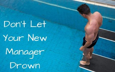 Don't Let Your New Manager Drown