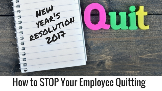 stop your employee looking for a new job